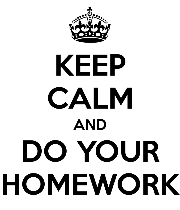 Is+Homework+on+the+Way+Out%3F