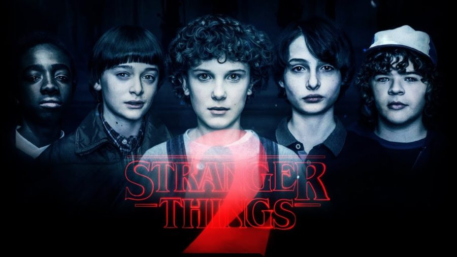 Netflixs Stranger Things 2 Continues 80s Fest