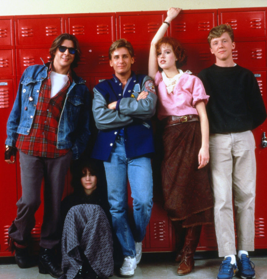 Rewind: The Breakfast Club
